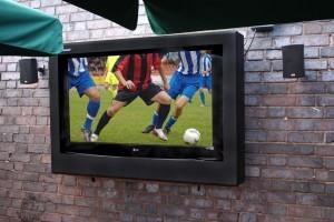 Outdoor TV Gehäuse
