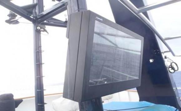 LCD Gehäuse