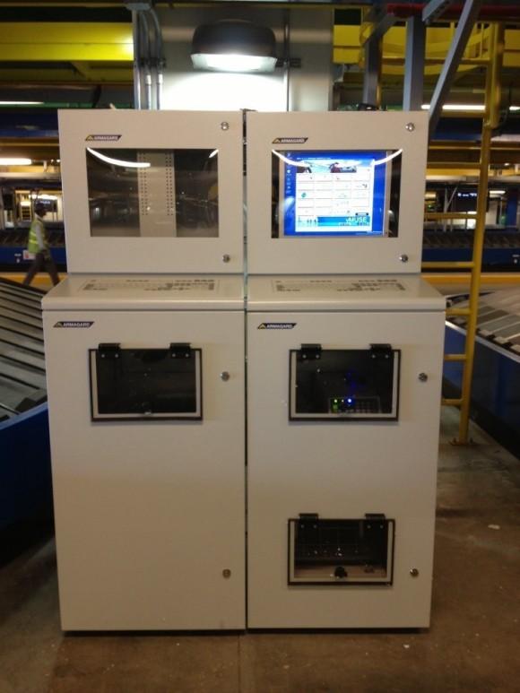 Industrie PC Schrank
