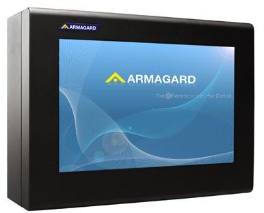 LCD Monitorgehäuse