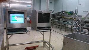 Zwei der SENC-800-Einheiten in der Florette-Anlage
