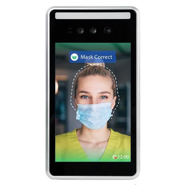 Körpertemperatur-Screening System - Vorderansicht