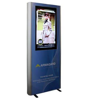 Digital Signage Werbung
