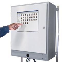 Industrie Touchscreen