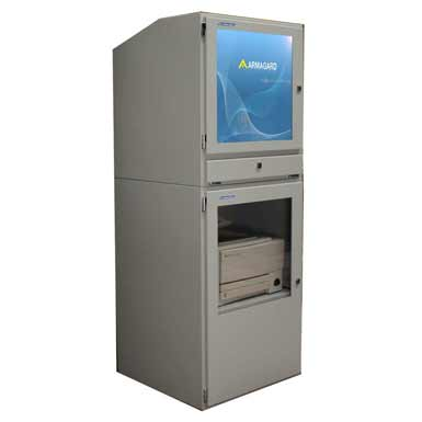 Industrie PC Schrank | PENC-800 - PPRI-700 Industrial computer cabinet