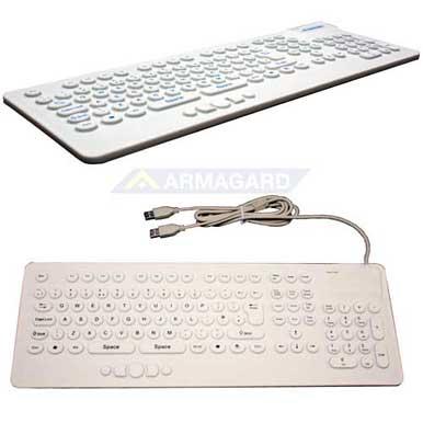 IP54 Silikon Tastatur
