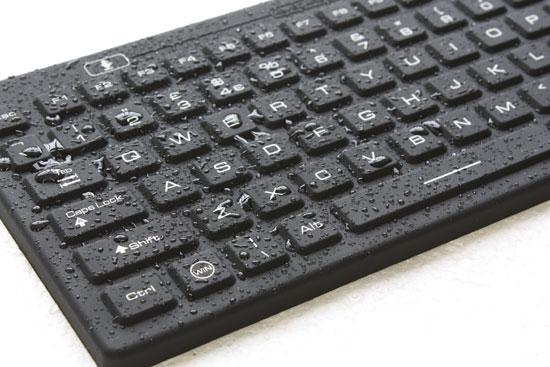 wasserdicht beleuchtete tastatur wasserdichte tastatur mit hintergrundbeleuchtung. Black Bedroom Furniture Sets. Home Design Ideas