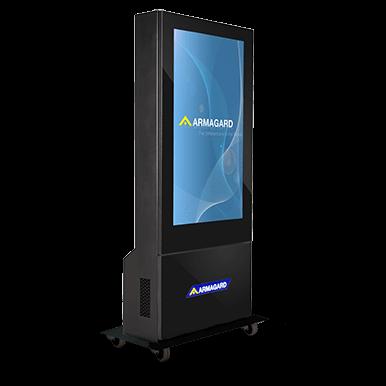 Mobile Digitale Infostele