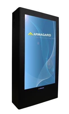 Outdoor digital signage | PDS-W-Pb