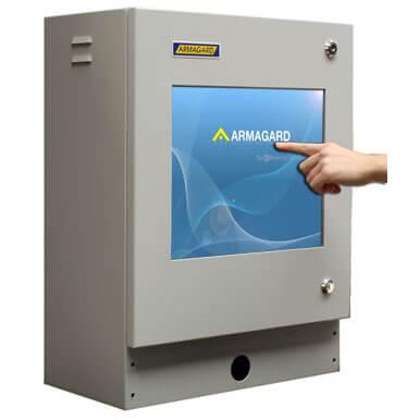 PENC-350 Industrie PC Touchscreenscreen