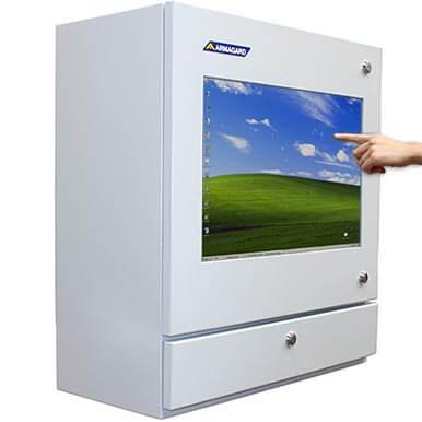 PENC-450 Touchscreen gehäuse