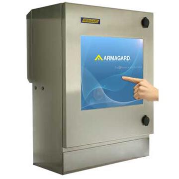 SENC-350 Wasserdichter Touchscreen