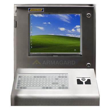 Computerschrank Edelstahl | SENC-900