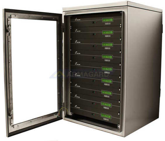 19 Zoll Rack Server Geh 228 Use Ip65 Schutz F 252 R Server