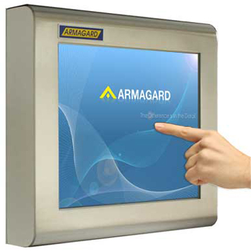 Touchscreen IP65