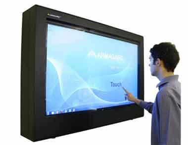 Digital Signage Touchscreen