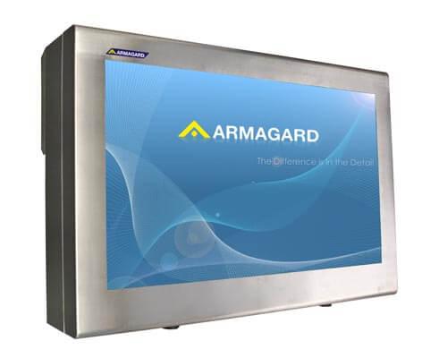 Wasserdichte LCD Gehäuse   SDS Reihe