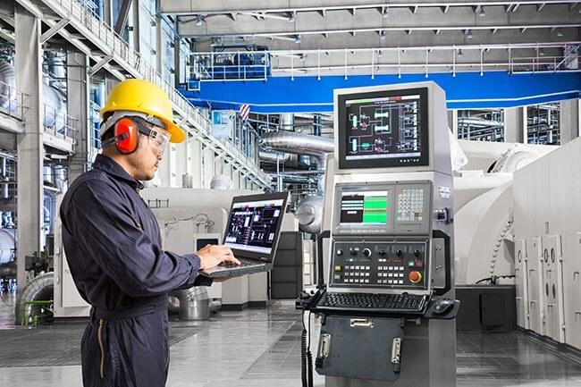 Industrielle Computertechnologie kosteneffektiv Updaten