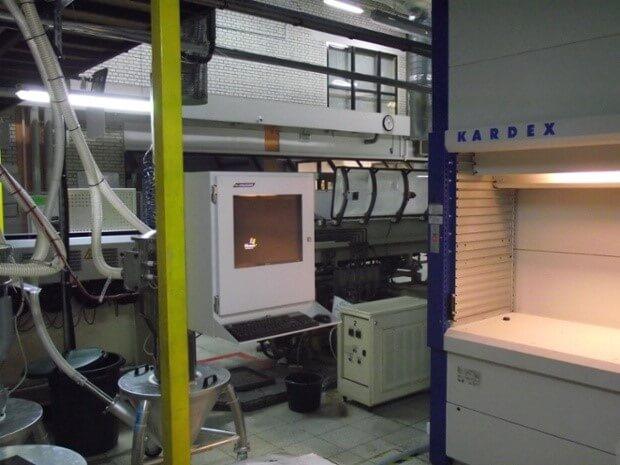 Industrielle IT-Einrichtungen