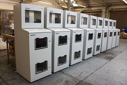 industrielle IT in einem