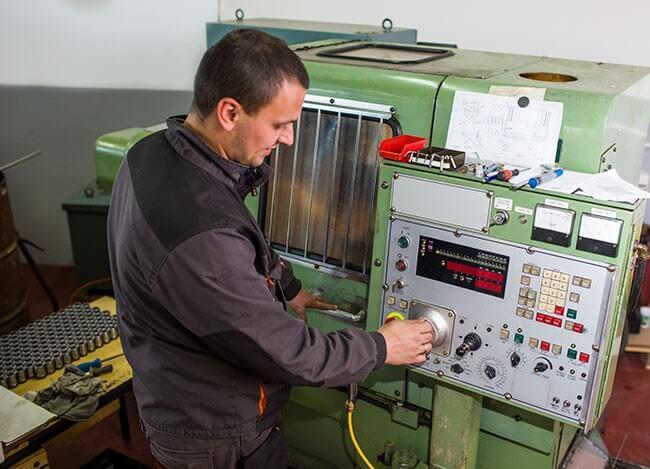 Integrierte Industriecomputer