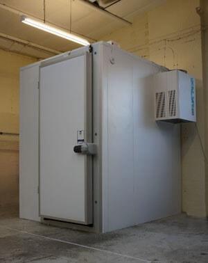 Klimakammer für das Testen von Schutzgehäusen