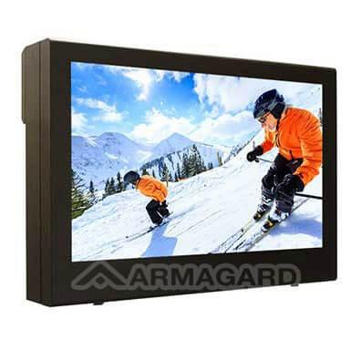 Outdoor TV Schutz