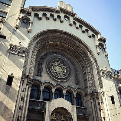 digital signage synagoge