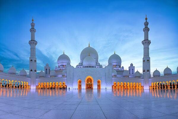 Digitale Werbung Moscheen