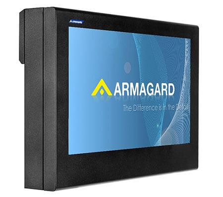 klassisches LCD Schutzgehäuse