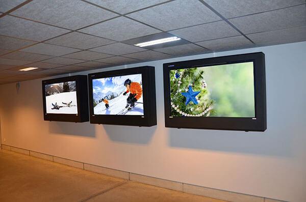 LCD gehause Weihachtsfest